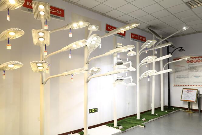 Kaichuang protects LED streetlight technology with intellectual property protection
