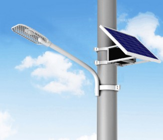 Zibo solar led street light maintenance and repair should check which parts