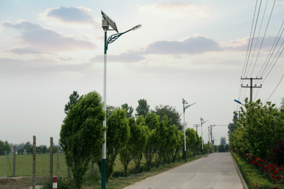 Buy solar LED street lights, choose Kaichuang
