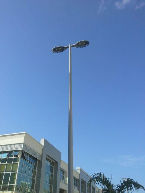 Led Street Light-Q2 for 100-160W Case Show